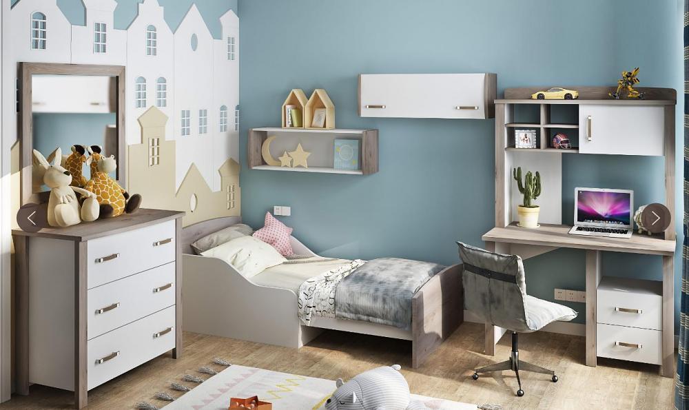 Детская мебель Мэрдэс Bartolo