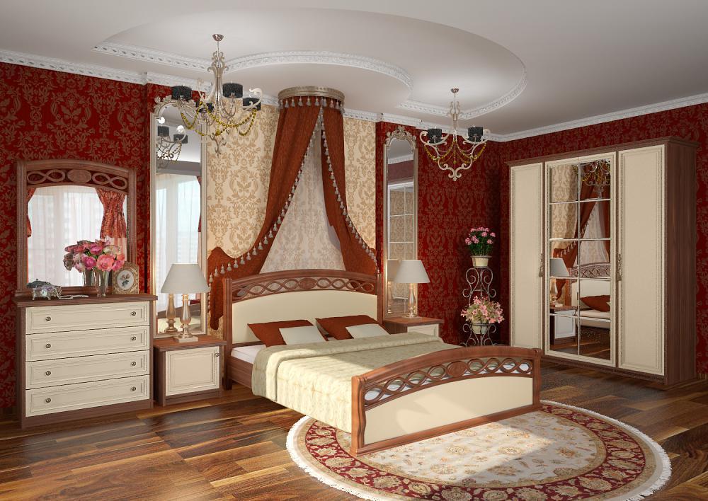 Спальня Анна Рита (Ижмебель)