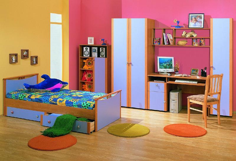 Детская мебель Боровичи Лотос