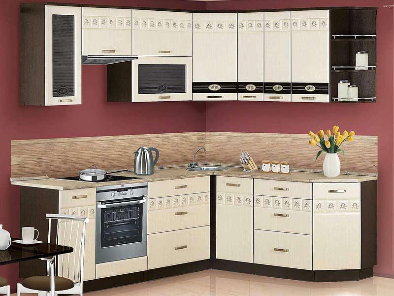 Как правильно спланировать кухню: Рабочая зона на кухне (Кухня Витра)