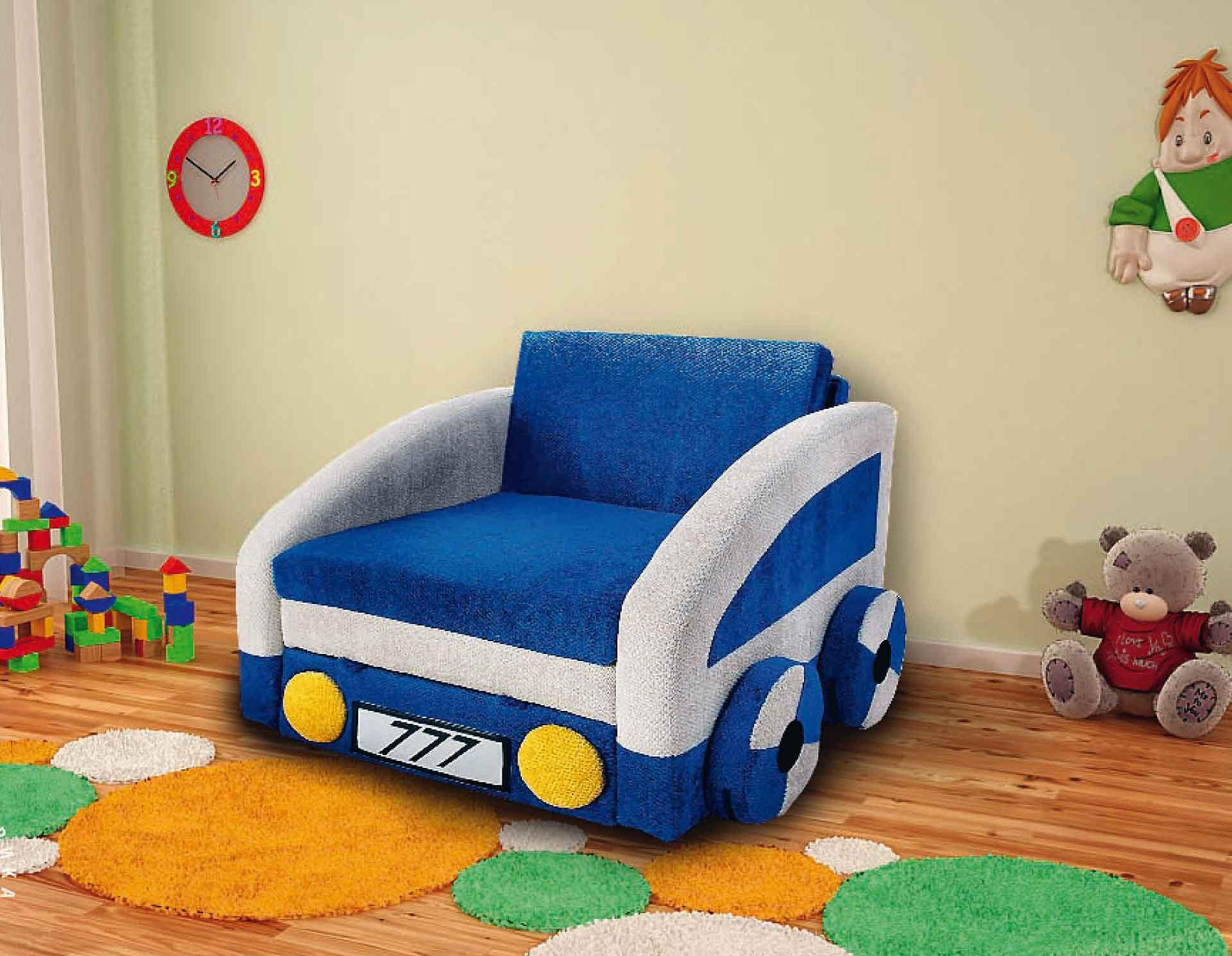 Детский диванчик М-Стиль Багги.