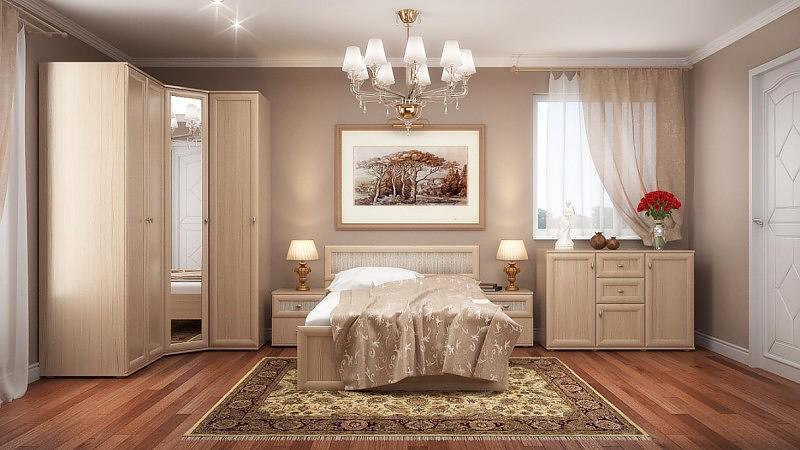 Classic baroque bedroom art 2012  Classic luxury furniture