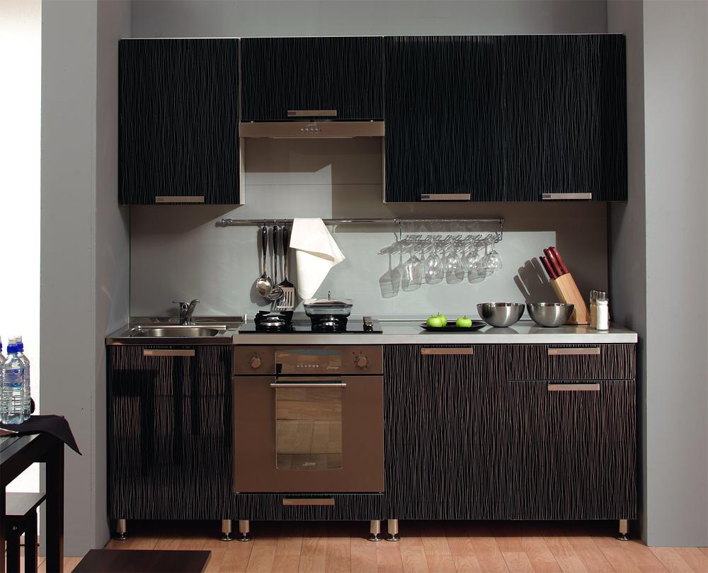 Кухня Симпл Серебряный дождь