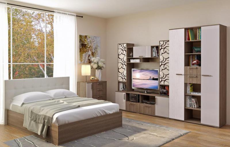 Спальня BTS Баунти