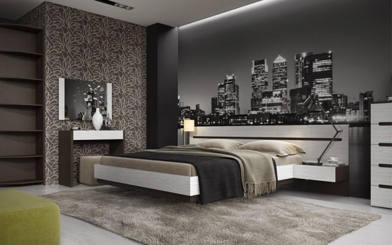 Спальня МебельГрад Виго
