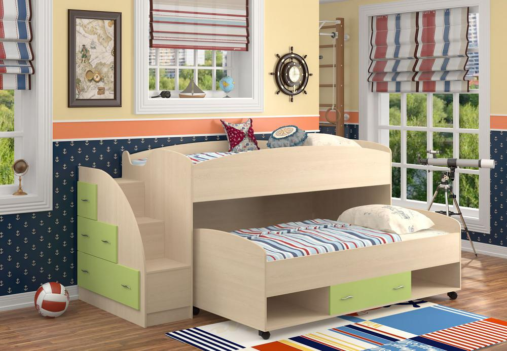 Кровати-чердаки Формула Мебели