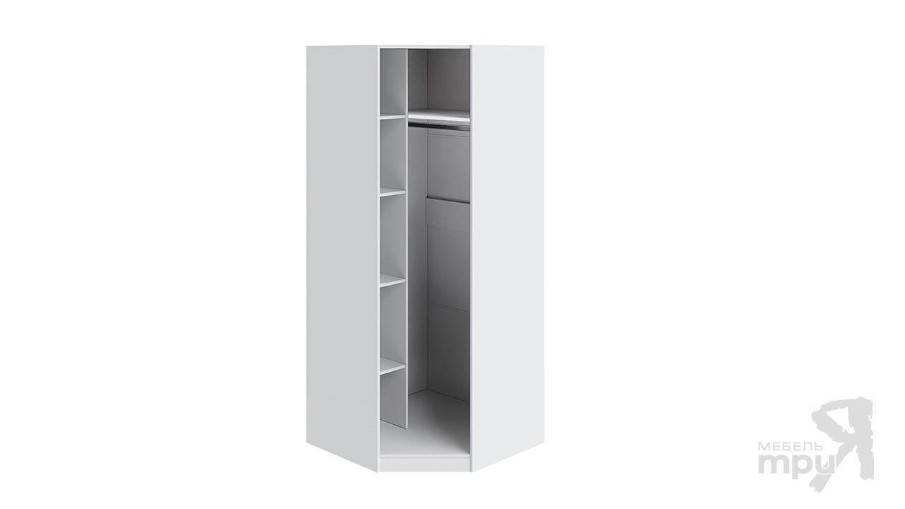 Шкаф угловой трия ривьера см 241.07.003 r с 1-ой дверью прав.