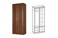 Шкаф Мебель маркет Чара 2-х створчатый