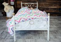 Детская металлическая кровать Кэтти