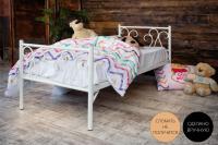 Детская металлическая кровать Лацио kids