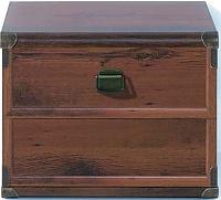 Комод BRW Индиана (обувница с одной откидной дверью) JKOM1k