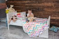 Детская металлическая кровать Лоренцо kids