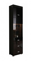 Шкаф Янг S92-REG1W1D2S_19_5 black