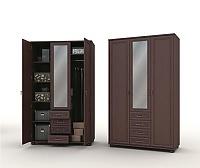 Шкаф 3-х дверный Верди СБ-1437
