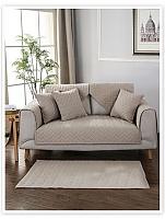 Комплект накидок на двухместный диван Медежда Корфу