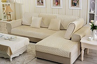 Комплект накидок на угловой диван Медежда Корфу