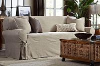 Чехол на двухместный диван Медежда Леон