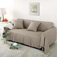 Чехол на широкий трехместный диван Медежда Лидия