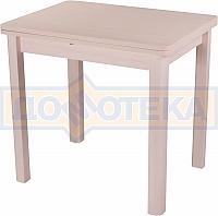 Стол кухонный Домотека Дрезден М-2 МД 04 МД молочный дуб