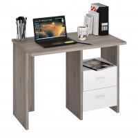 Компьютерный стол Мэрдэс СКЛ-Прям100 со скругленными углами