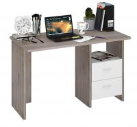 Компьютерный стол Мэрдэс СКЛ-Прям120 со скругленными углами