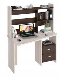 Компьютерный стол Мэрдэс СКЛ-Трап120+ НКЛ-120