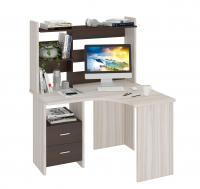 Компьютерный стол Мэрдэс СКЛ-Угл120+ НКЛ-120