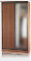 Шкаф-купе 2-х дверный 1300