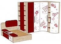 Детская мебель Алфавит (Любимый дом