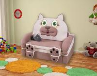 Детский диванчик М-Стиль Кошка
