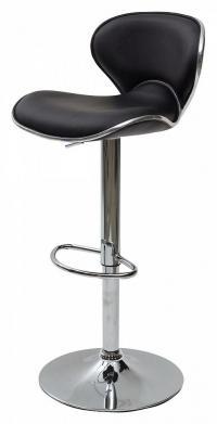 Барный стул М-City DALLAS Black C-101 черный
