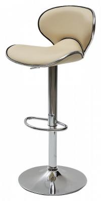 Барный стул М-City DALLAS Cream C-105 кремовый