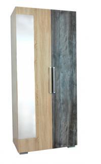Шкаф двустворчатый SV-мебель Лагуна-2