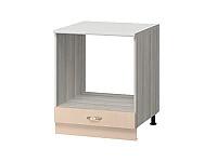 Стол под духовой шкаф и варочную панель Боровичи Трапеза массив люкс, МН-40