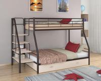 Двухярусная кровать Формула мебели Толедо 1-ПЯ