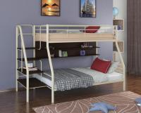 Двухярусная кровать Формула мебели Толедо 1-П