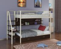 Двухярусная кровать Формула мебели Толедо ПЯ
