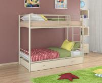 Двухярусная кровать Формула мебели Севилья 3-Я