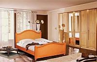 Кровать Альянс XXI Вилия 1.1 ротанг