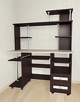 Стол компьютерный Мебелайн-24
