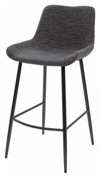 Барный стул BIARRITZ BAR GREY, ткань M-City