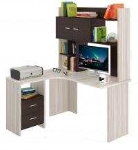 Компьютерный стол Мэрдэс СКЛ-Угл130+НКЛХ130