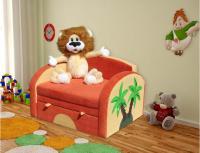 Детский диванчик М-Стиль Львенок