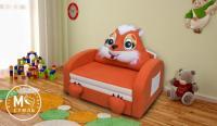Детский диванчик М-Стиль Лисичка
