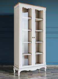 Шкаф Этaжepкa Leontina для посуды без ящиков, арт.ST9355