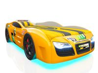 Кровать Romack Renner 2 (Желтый)