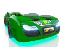 Кровать Romack Renner 2 (Зеленый)