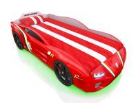 Кровать Romack SportLine (Красная)