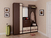 Набор мебели для прихожей Триумф Витра, комплектация 2
