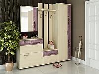 Набор мебели для прихожей Маргарита Витра, комплектация 1